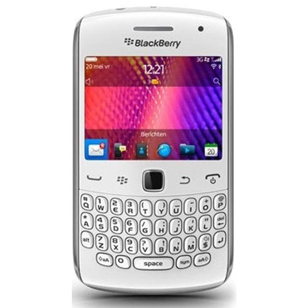 Mobile Phones - Blackberry Curve 9360 - White - Unlocked