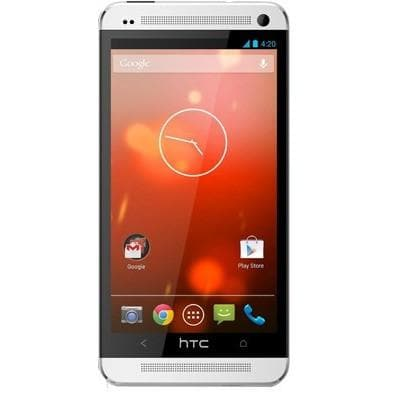Mobile Phones - HTC One M7 (32 GB) - Silver - Unlocked