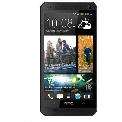 Mobile Phones - HTC One M7 (32GB) - Black - Unlocked