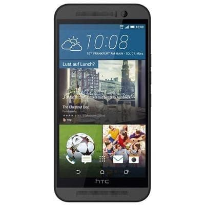 Mobile Phones - HTC One M9 (32GB) - Gun Metal Grey - Unlocked
