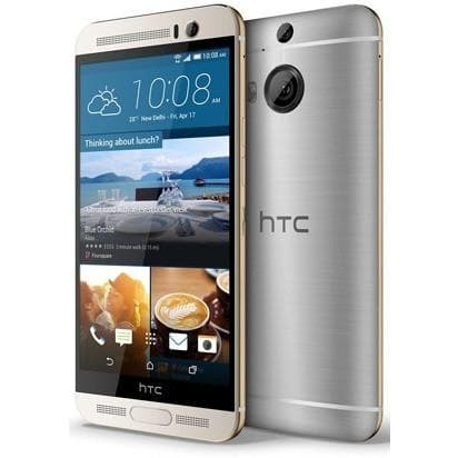Mobile Phones - HTC One M9 (32GB) - Silver/Gold - Unlocked
