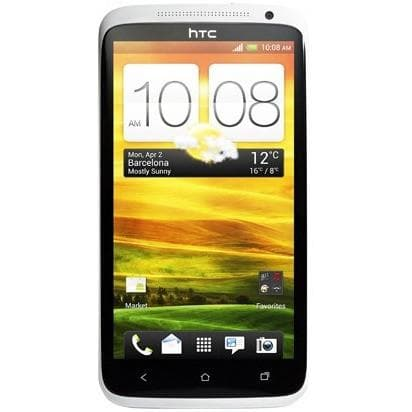 Mobile Phones - HTC One X - White - Unlocked