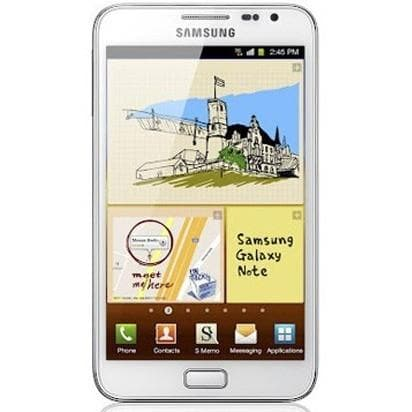 Mobile Phones - Samsung Galaxy Note (16 GB) - White - Unlocked