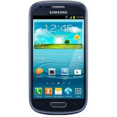 Mobile Phones - Samsung Galaxy S3 Mini - Blue - Unlocked