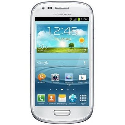 Mobile Phones - Samsung Galaxy S3 Mini (I8190) - White Factory Unlocked