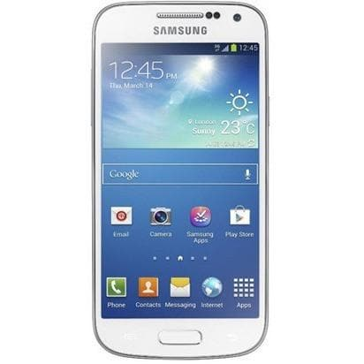Mobile Phones - Samsung Galaxy S4 Mini (8GB) - White Frost - Unlocked