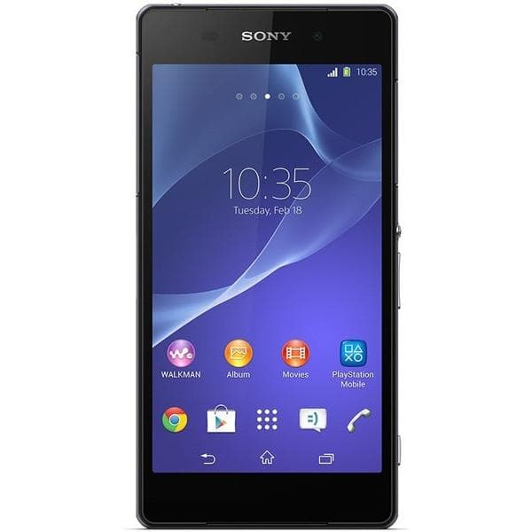 Mobile Phones - Sony Xperia Z2 (16GB) - Black - Unlocked