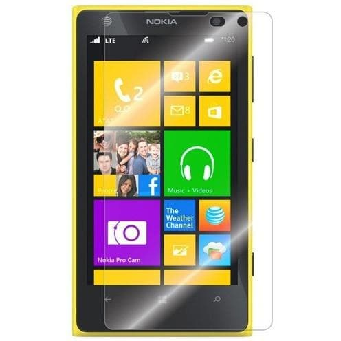 6 Pack - LCD Screen Protector - Nokia Lumia 1020 - Quick Mobile Fix