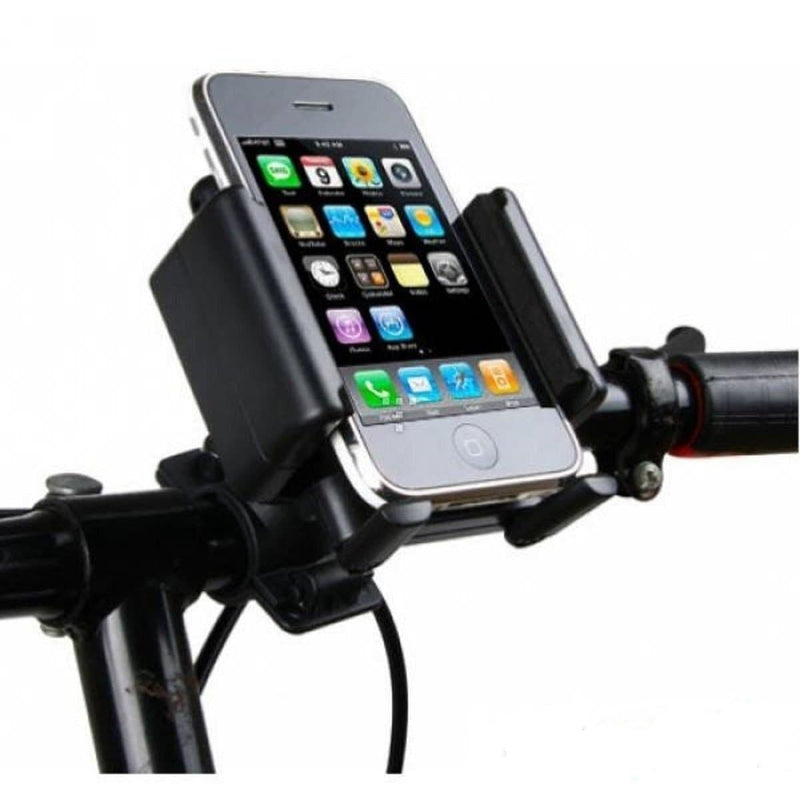 Bicycle Bike Holder Mount Handlebar Holster - For BlackBerry Devices