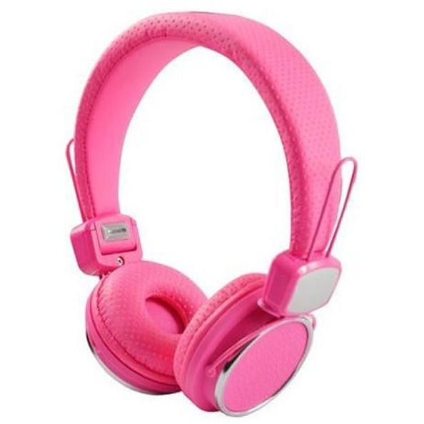 Pink Kanen IP-850 Headphones For OnePlus Devices