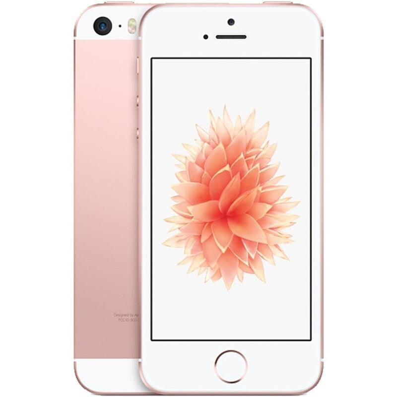 Apple iPhone SE Rose Gold - (64GB) - Unlocked - Good Condition