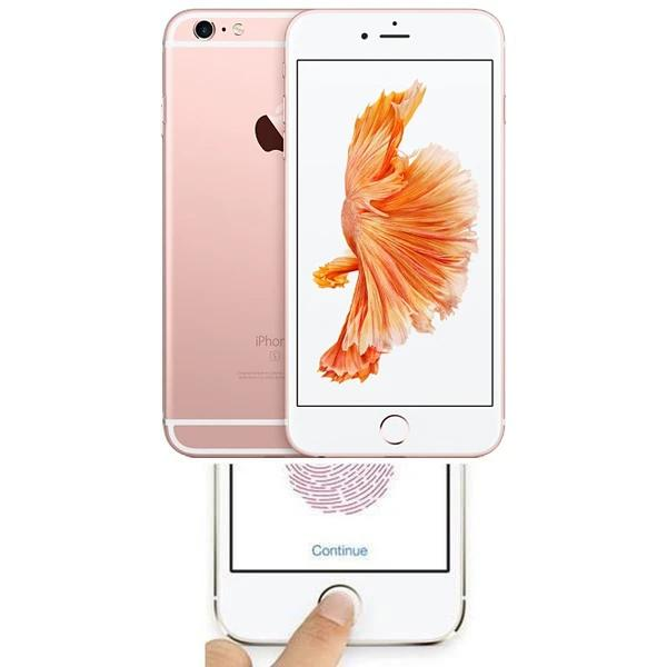 Apple iPhone SE (16GB) - Rose Gold - Unlocked