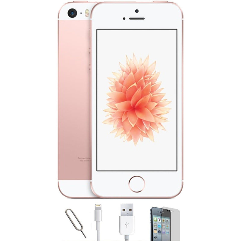 Apple iPhone SE Rose Gold - (32GB) - Unlocked - Grade A Bundle