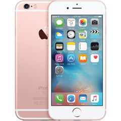 Refurbished Apple iPhone 6S - Rose Gold - (16GB) - Unlocked - Good Condition