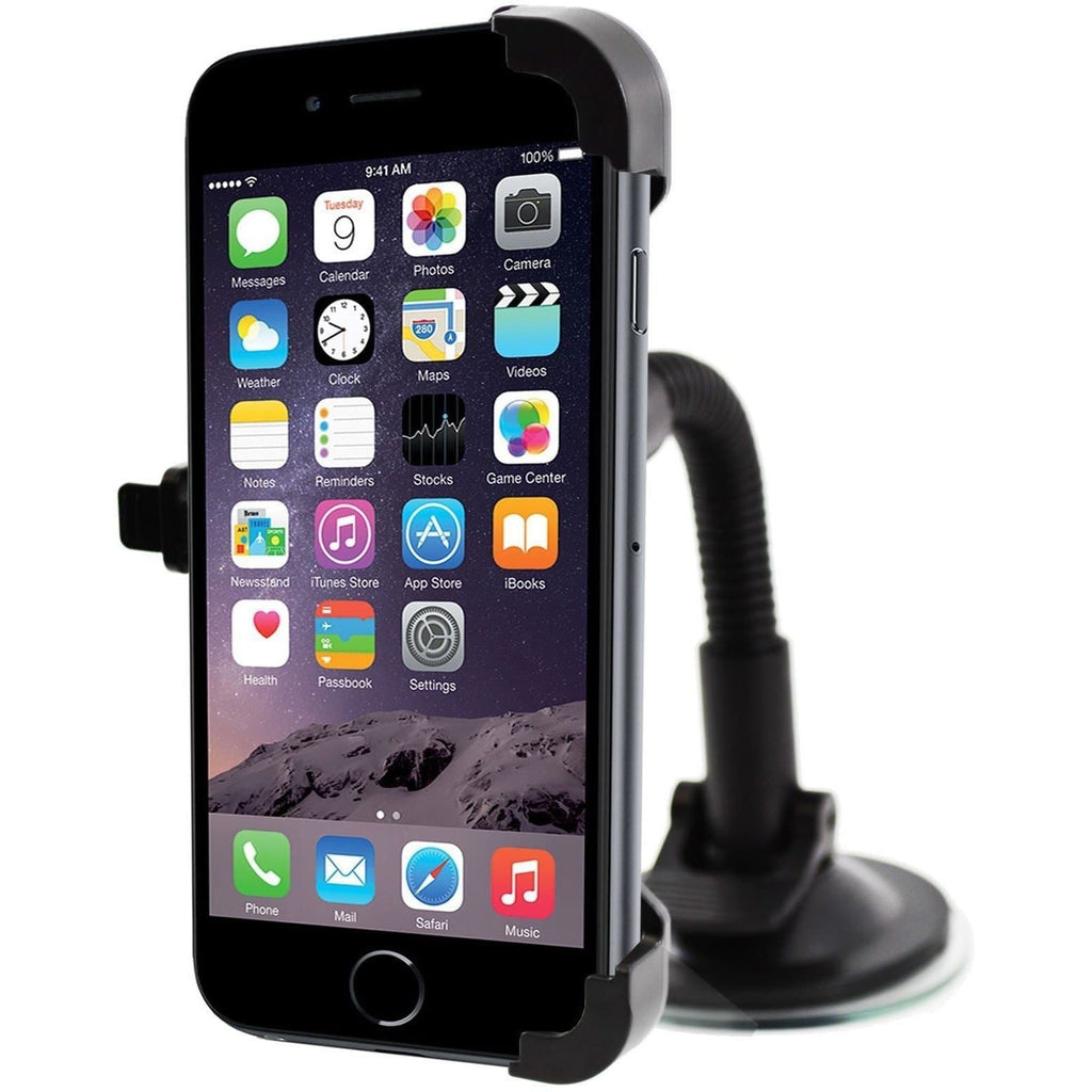 Car Mount Windscreen Holder Cradle Kit For iPhone 6 Plus / 6S Plus