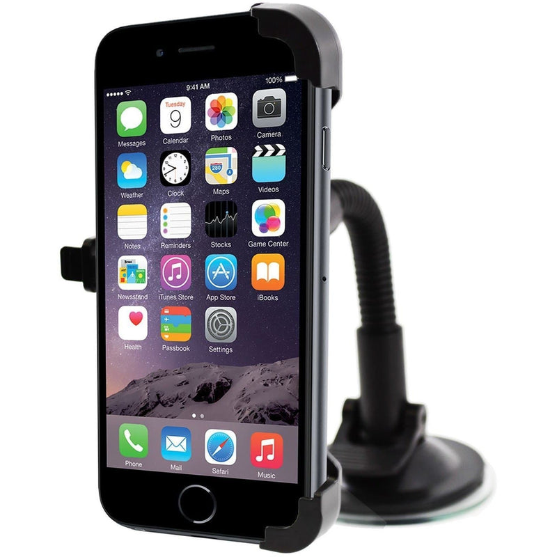 Car Mount Windscreen Holder Cradle Kit For iPhone 6 / 6S