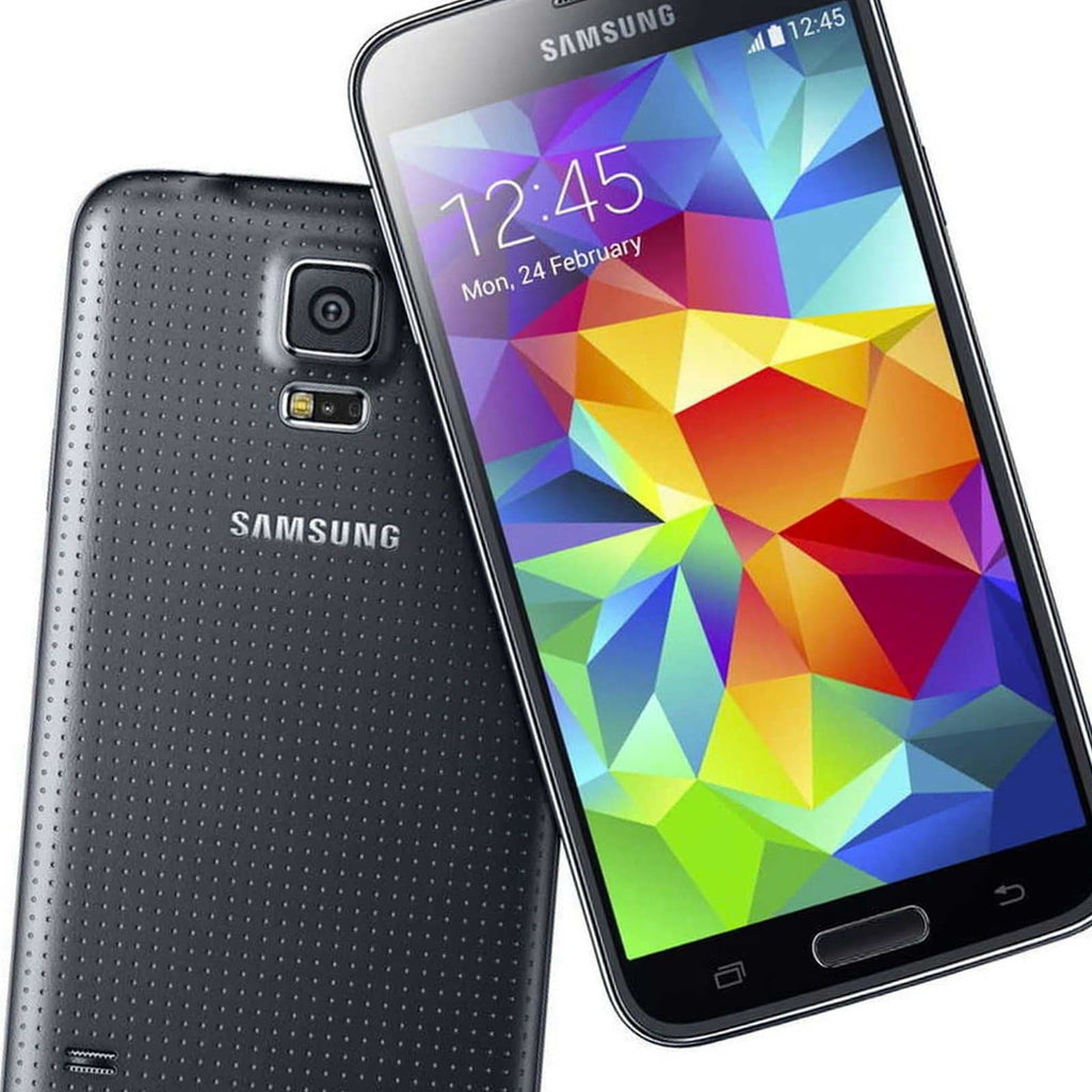 Samsung Galaxy S5 (16GB) - Black - Factory Unlocked