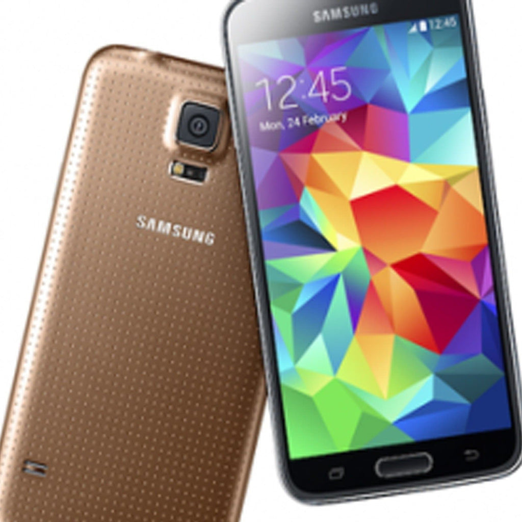 Samsung Galaxy S5 (16GB) - Copper Gold - Factory Unlocked