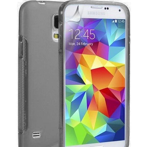 Smoked S Line Case Cover For Samsung Galaxy S5 (I9600)