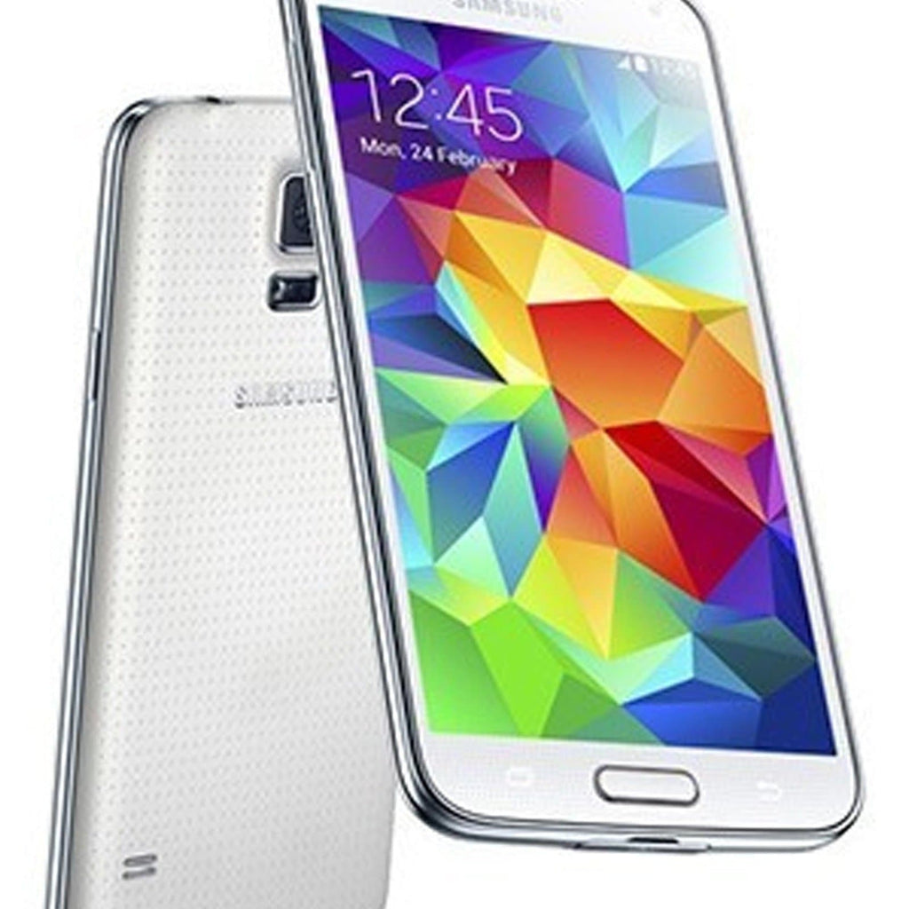 Samsung Galaxy S5 (16GB) - White - Factory Unlocked