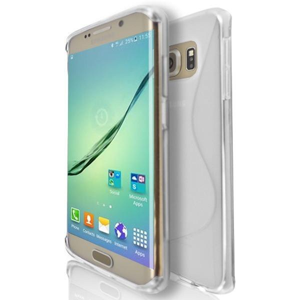 Samsung Galaxy S6 Edge (G925F) - Clear S Line Case Cover