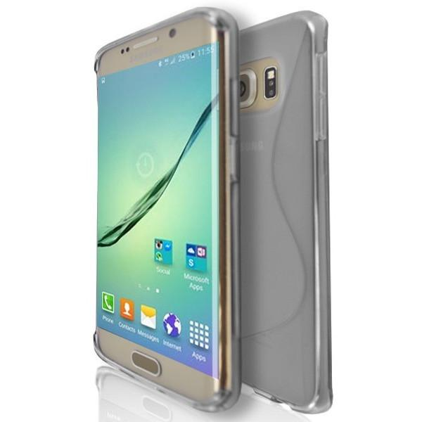Samsung Galaxy S6 Edge (G925F) - Smoked S Line Case Cover