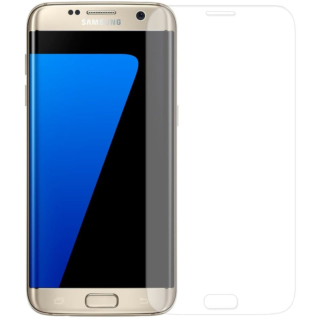 Genuine Tempered Glass Screen Protector For Samsung S7 Edge