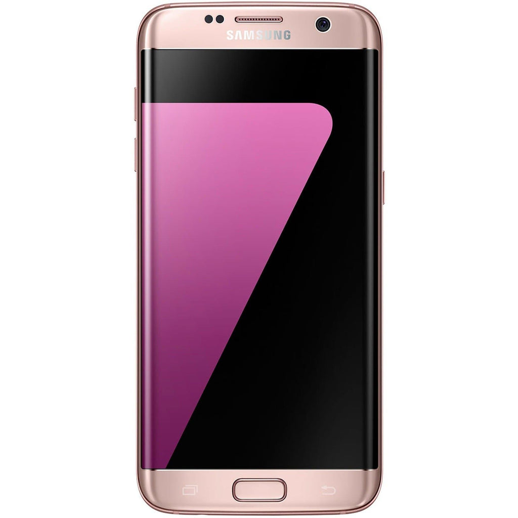 Samsung Galaxy S7 Edge (32GB) - Pink - Factory Unlocked
