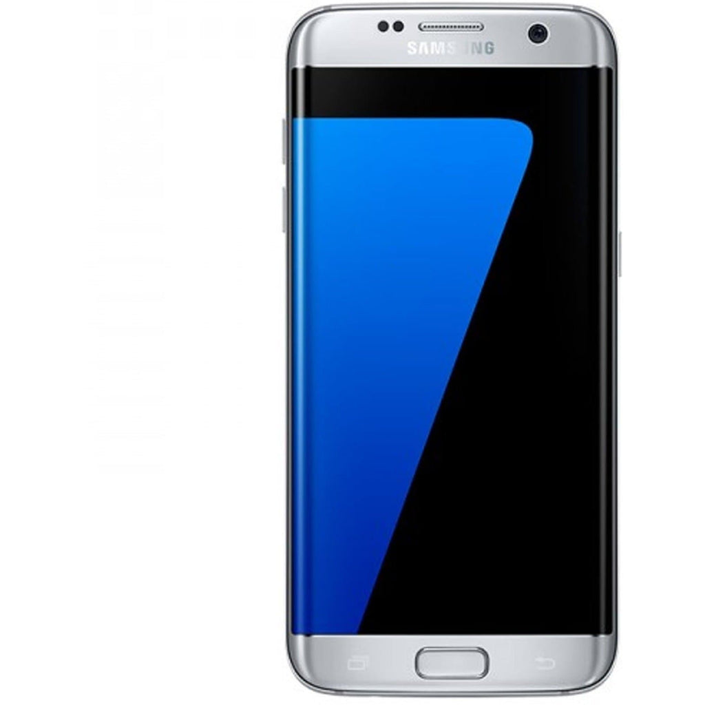 Samsung Galaxy S7 Edge (32GB) - Silver - Factory Unlocked