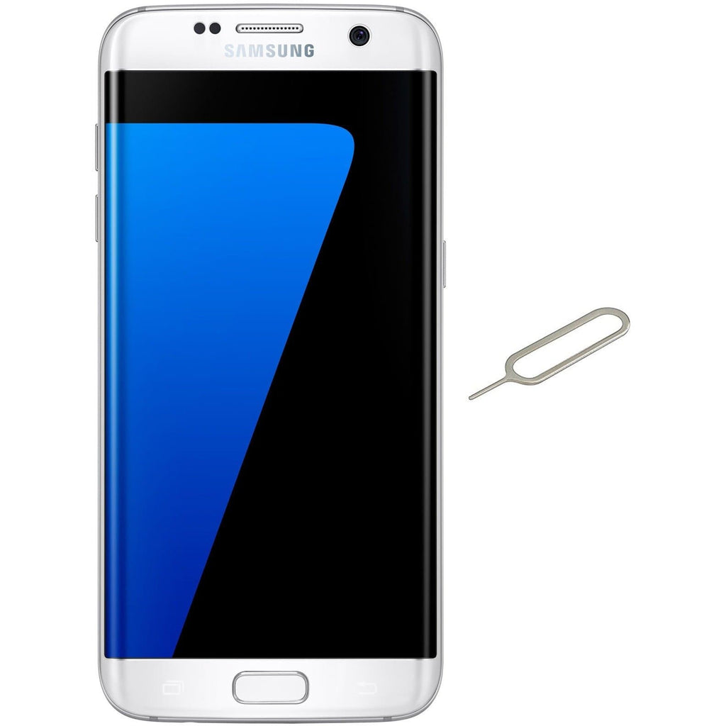 Samsung Galaxy S7 Edge (32GB) - White - Unlocked - Grade A