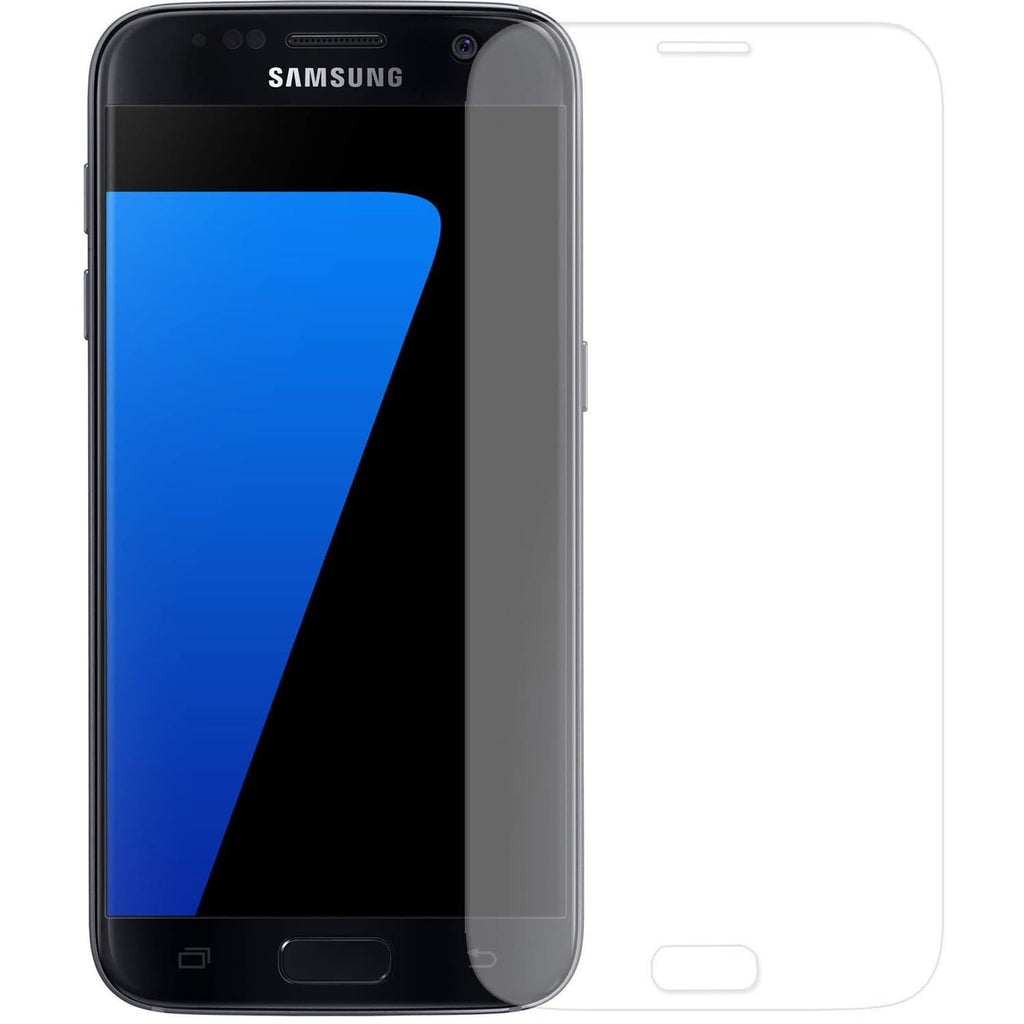 Genuine Tempered Glass Screen Protector For Samsung S7