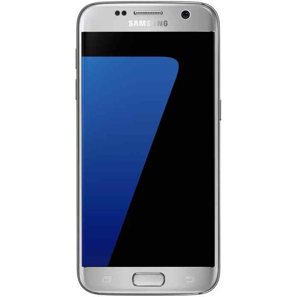 Samsung Galaxy S7 (32GB) - Silver - Factory Unlocked