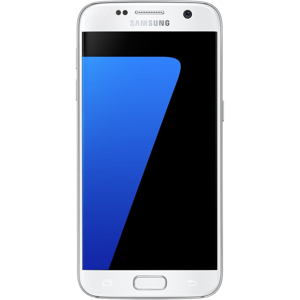 Samsung Galaxy S7 (32GB) - White - Factory Unlocked