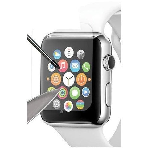100% Genuine Tempered Glass Screen Protector - Apple Watch