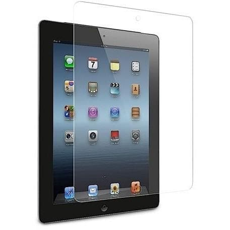 2 Pack Clear LCD Screen Protector - New iPad Mini - 2 Cloths