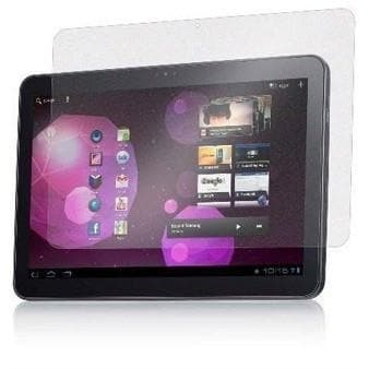 2 Pack Screen Protector For Samsung Galaxy Tab 10.1