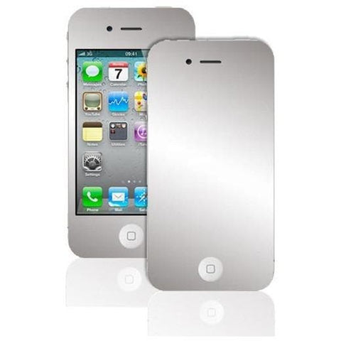 3 Pack - LCD Mirror Screen Protector - iPhone 4 / 4S