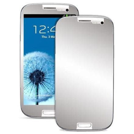 3 Pack - LCD Mirror Screen Protector - Samsung Galaxy S3 - Quick Mobile Fix