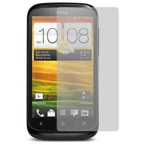 6 Pack - LCD Screen Protector - HTC Desire X