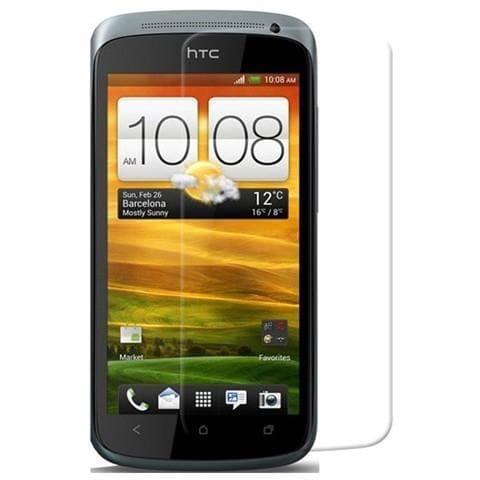 6 Pack - LCD Screen Protector - HTC One S