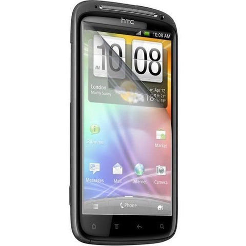 6 Pack - LCD Screen Protector - HTC Sensation