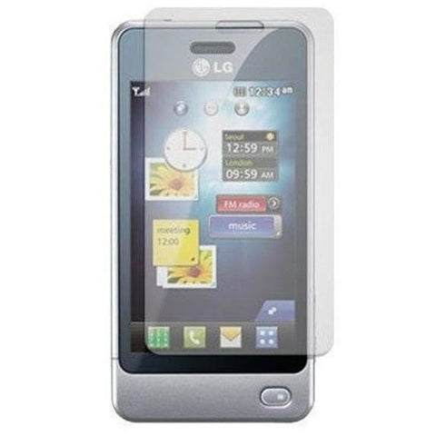 6 Pack - LCD Screen Protector - LG Pop