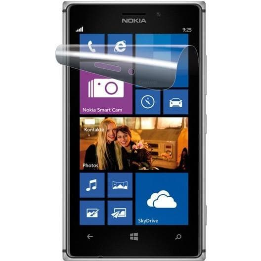 6 Pack - LCD Screen Protector - Nokia Lumia 925 - Quick Mobile Fix