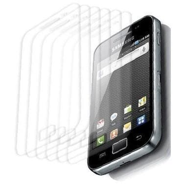 6 Pack - LCD Screen Protector - Samsung Galaxy Ace - Quick Mobile Fix