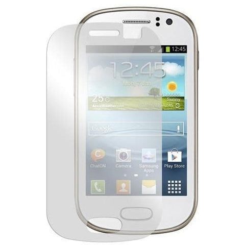 6 Pack - LCD Screen Protector - Samsung Galaxy Fame