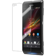 6 Pack - LCD Screen Protector - Sony Xperia L