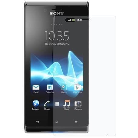 6 Pack - LCD Screen Protector - Sony Xperia T - Quick Mobile Fix