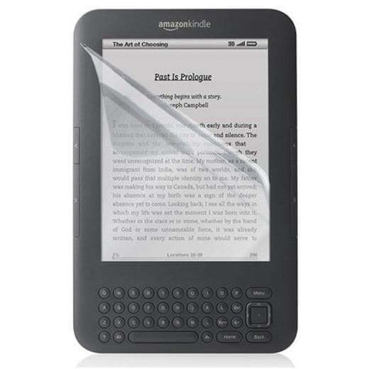 6 Pack - Screen Protector - Amazon Kindle 3G - Quick Mobile Fix