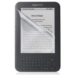 6 Pack - Screen Protector - Amazon Kindle 3G