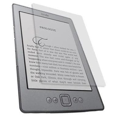 6 Pack - Screen Protector - Amazon Kindle 4th Generation - Quick Mobile Fix